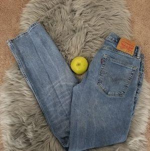 Levi's,  Men's jeans,  Size w 30 L 32